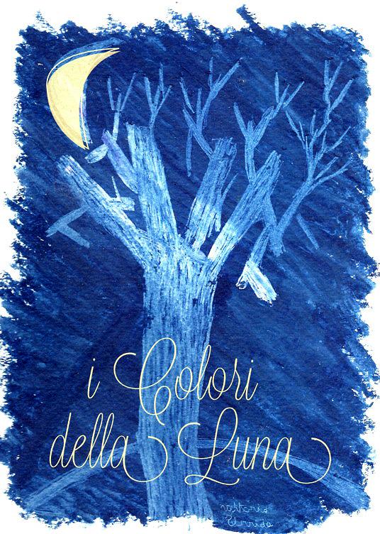 I Colori della Luna - Copertina